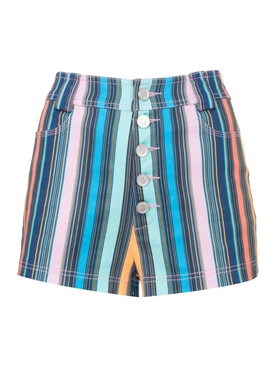 Lhd - Pearl Beach Shorts Multicolor - Women