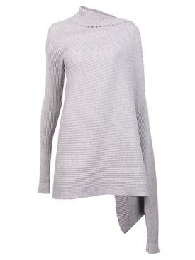 Marques'almeida - Lurex Draped Jumper - Women