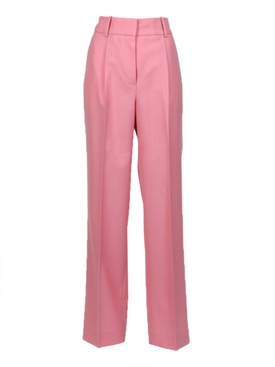 High Waist trousers , Flamingo pink