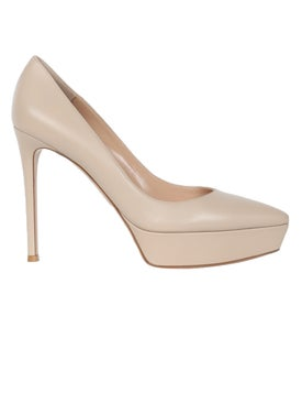 Gianvito Rossi - Dasha Platform Pump - Women
