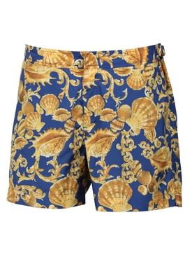 Setter X Admiral baroque seashell shorts