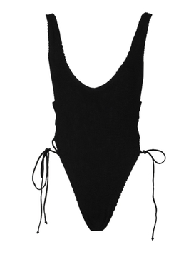 The Margot One Piece, black