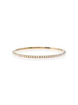 18kt Yellow Gold Pearl Bracelet