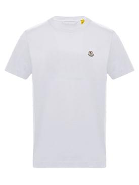 2 Moncler 1952 crewneck logo t-shirt