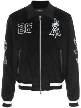 Amiri - Brothers Varsity Jacket - Men