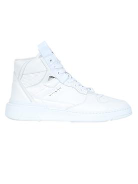 wing high top sneakers