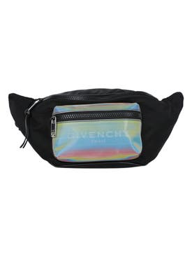 Givenchy - Light 3- Holographic Bum Bag - Men
