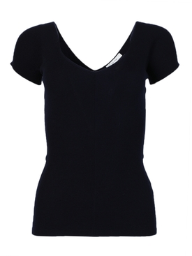 Tain Top Dark Navy