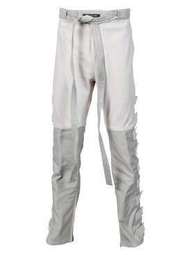 Fear Of God - Leather And Nylon Tactical Pant - Men