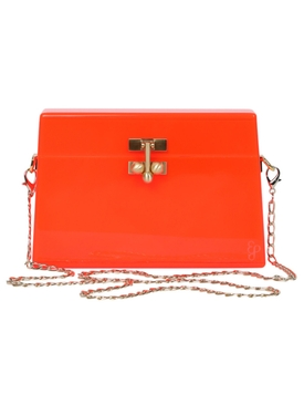 Miss Mini Crossbody, Orange