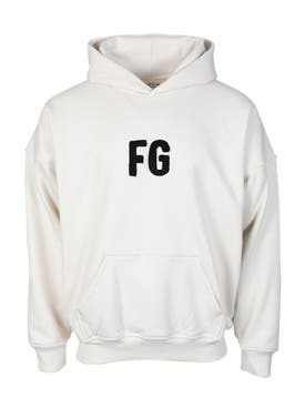 Fear Of God - Everyday Fg Hoodie Cream - Men
