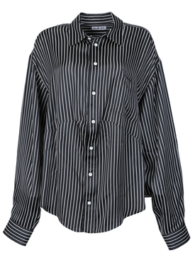 Balenciaga - Swing Masculine Shirt - Women