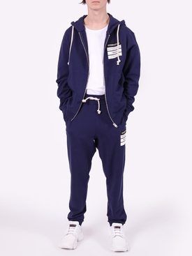 Stereotype logo joggers BLUE