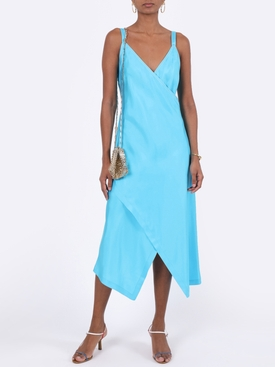 Alicia Silk Slip Dress