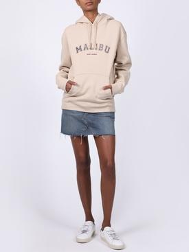 Malibu hoodie beige