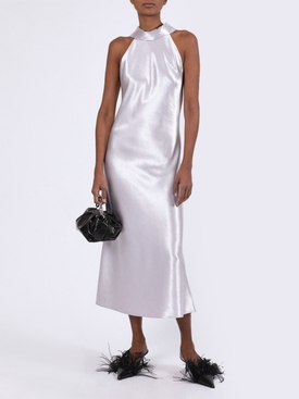 Sienna silver dress