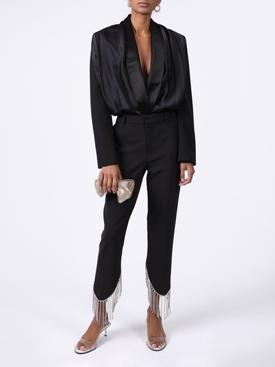 Tuxedo bodysuit