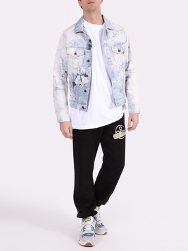BLEACHED ARROW JEAN JACKET