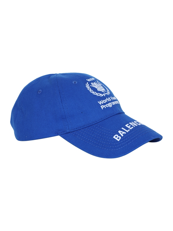 Balenciaga WFP LOGO CAP