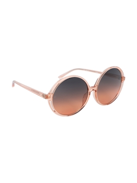 Bianca oversized round sunglasses
