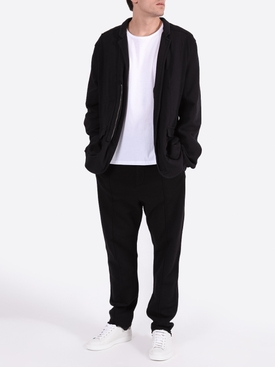 TAILORED JOGGING PERTH BLACK DYE