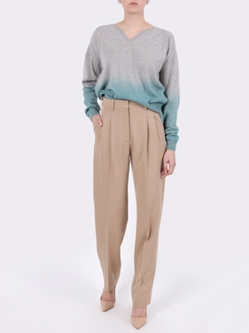Neutral straight leg pant