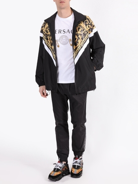 Baroque panel jacket