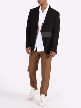 Apex single-button jacket