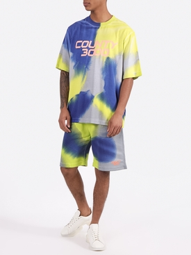 County 3000 tie-dye t-shirt