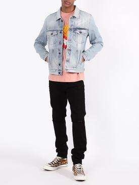 Slim fit slash jeans BLACK