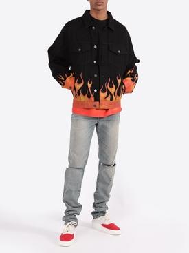 Slim fit slash jeans DUST INDIGO
