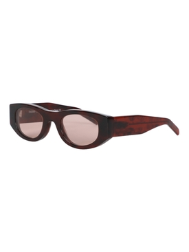 Brown Mastermindy Sunglasses