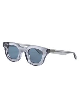 X RHUDE grey rodeo sunglasses