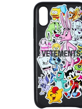 Monster sticker phone case IPHONE XS