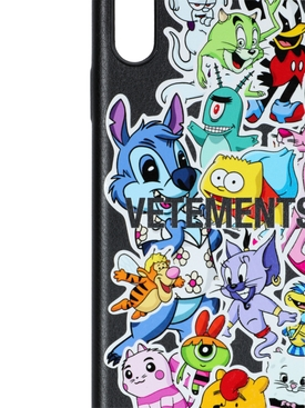 Monster sticker phone case IPHONE XS MAX