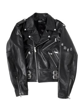 Soviet Surveillance Moto Jacket