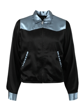 Climax At 29 Western Silk Jacket