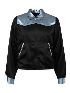 Climax At 29 Western Silk Jacket