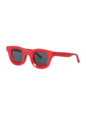 X RHUDE red rodeo sunglasses
