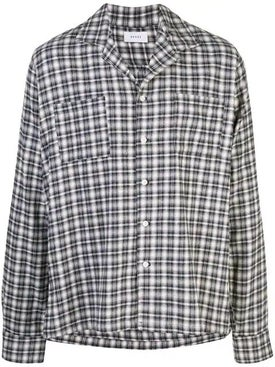 Rhude - Checked Pajama Shirt - Men