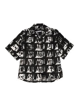 Sudden Death In 1976 Short Sleeve Shirt