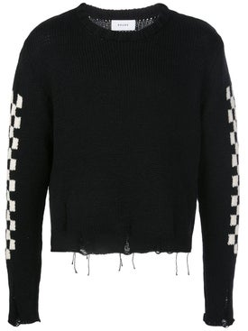 Rhude - Rhacer Intarsia Knit Sweater - Men
