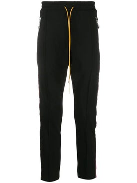 Rhude - Side Stripe Drawstring Pants - Men
