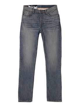 Classic tapered jeans dirty Indigo