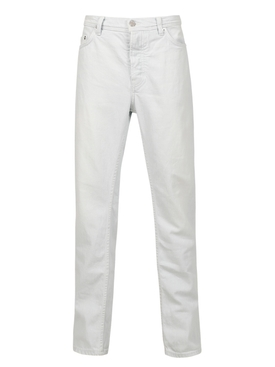 Tapered Jeans Bleach Blue