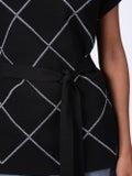 Proenza Schouler - Belted Knit Top - Women