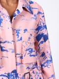 Sies Marjan - Floral Shirt Dress - Women
