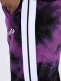 Palm Angels - Tie-dye Track Pants Purple - Men