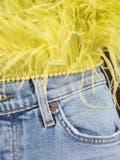 Attico - Feathers High Neck Top - Women
