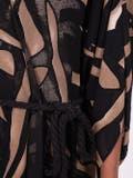 Lisa Marie Fernandez - Black And Beige Caftan - Women